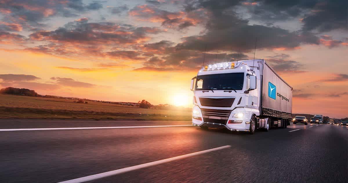 Offertanfrage Landverkehr - LKW Transport Offerte