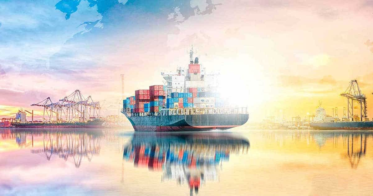 Sea freight | Ocean freight | Cargocare Global AG