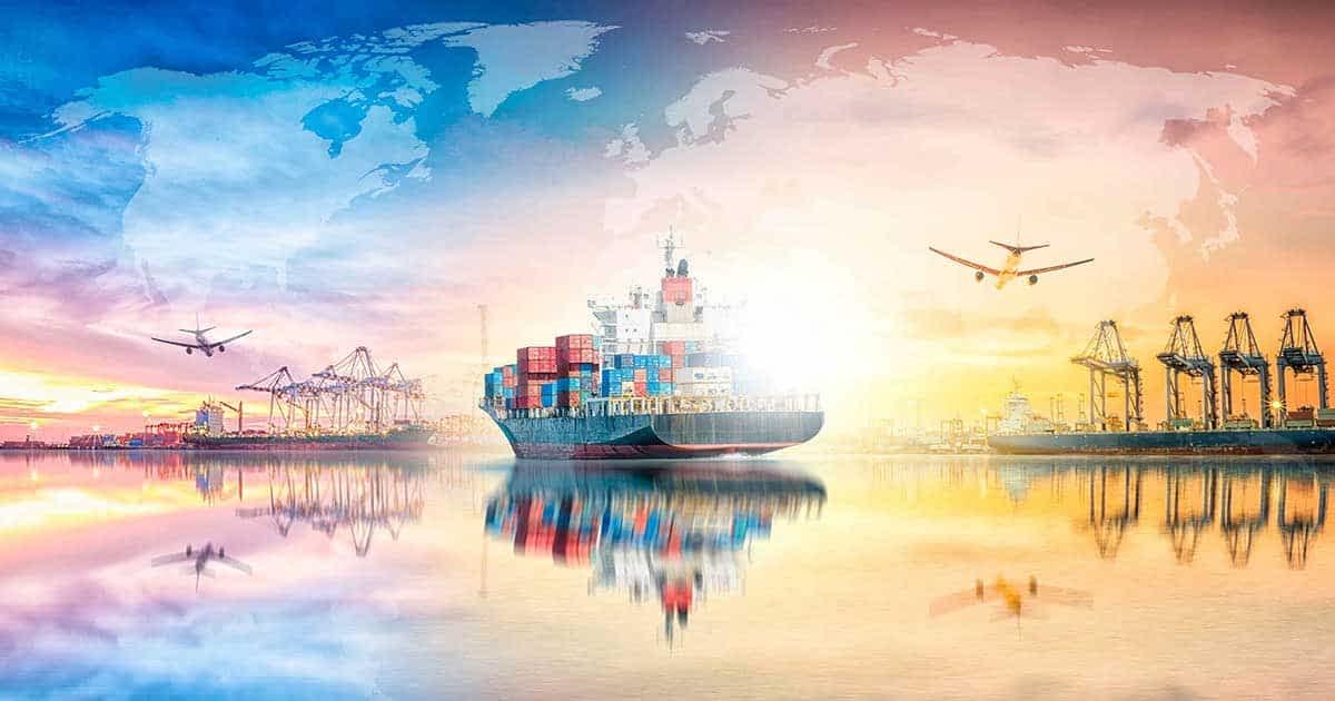 Sendungsverfolgung Track & Trace für Luftracht und Seefracht