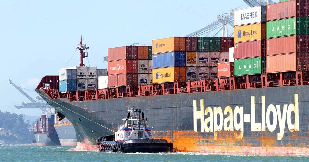 Ocean carriers take heat for profiting 'so handsomely' while service plunged