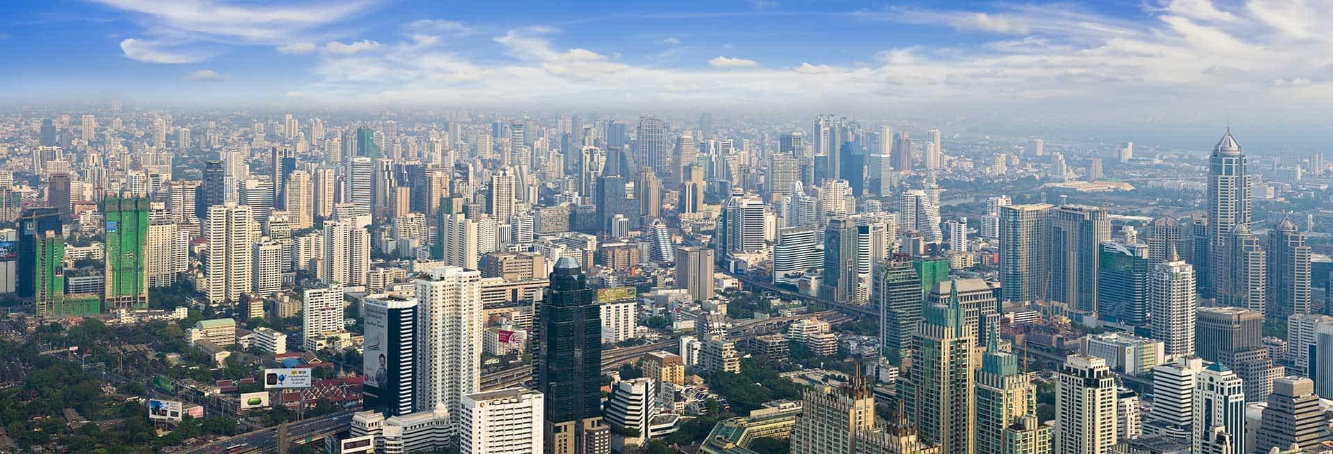 Umzug Thailand nach Thailand umziehen