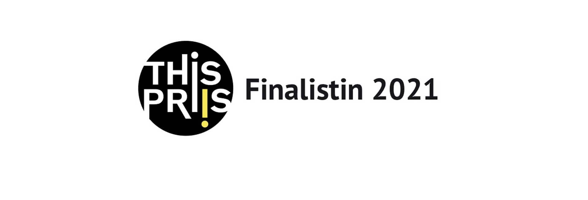 Cargocare is one of the five finalists for this year's This-Priis!