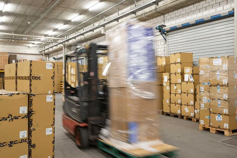 Logistics Fulfillment Warehousing Warehousing