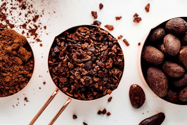 Is there a difference between cacao and cocoa?