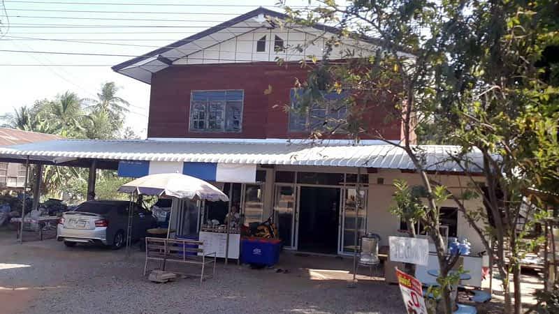A farming house in Si That, Udon Thani, Thailand