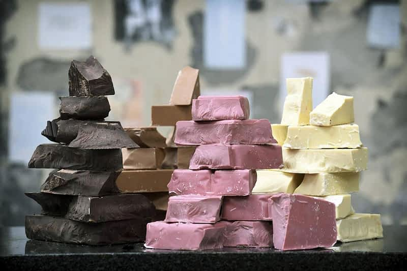 Can you make ruby chocolate at home?