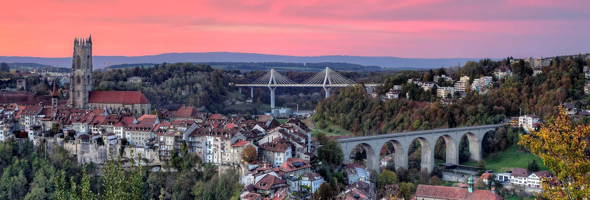 Umzug Fribourg | Fribourger Umzugsfirma | Kehrli + Oeler AG