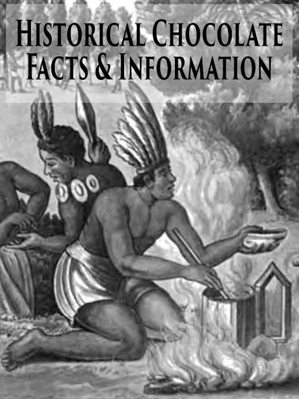 Historical Chocolate Facts and Information